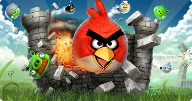 Angry Birds Hd Wallpaperをダウンロード