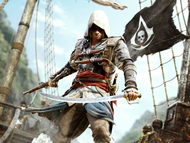 Assassins Creed 4 Black Flagゲーム
